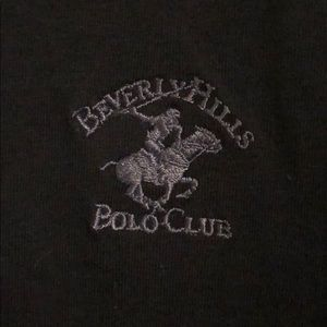 NWT BEVERLY HILLS POLO CLUB V NECK TEE